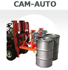 Drum Carrier for Forklifts